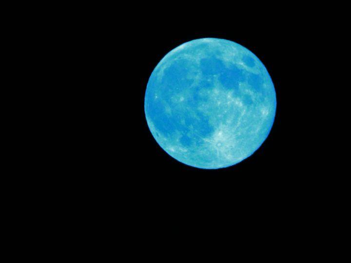 Baby Blue Moon - JGoodrell