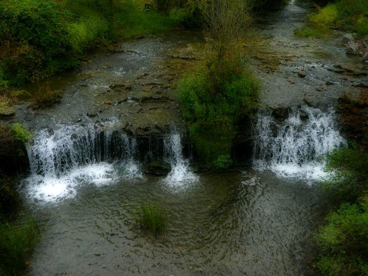Waterfall - JGoodrell