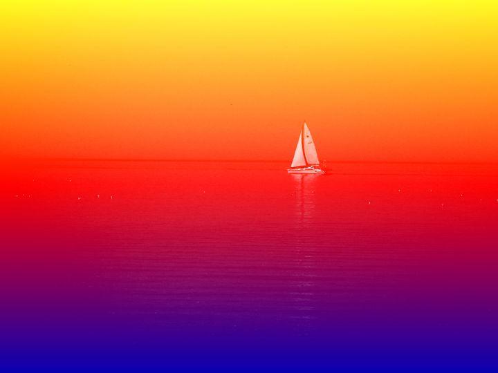 Rainbow Lake - JGoodrell