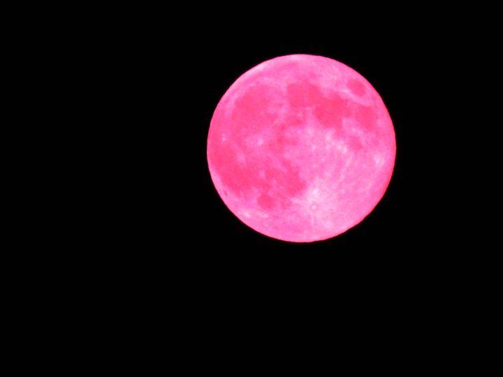 Baby Pink Moon - JGoodrell