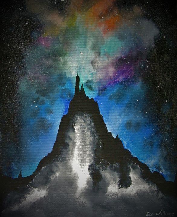 MAGIC IN THE SKY - Eric William.S