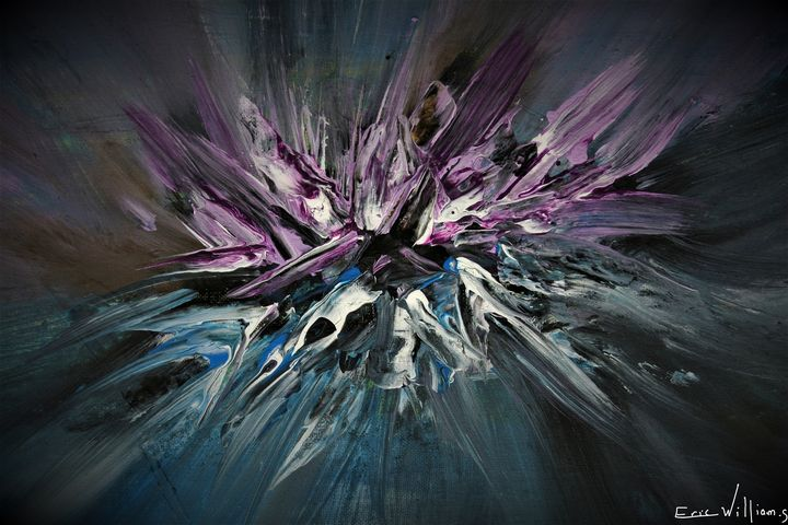 FEELING BLUE - Eric William.S