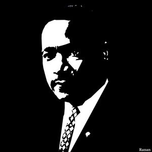 Martin Luther King, Jr. Portrait - Ranan