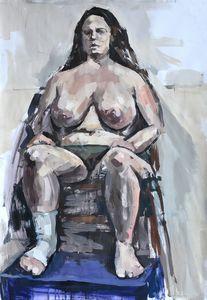 Female nudity