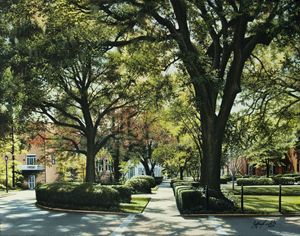 Troop Square - Jeffrey R. White Fine Art