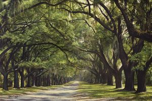 Wormsloe Plantation
