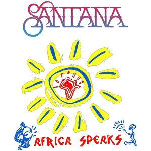 SANTANA AFRICA SPEAKS ALBUM
