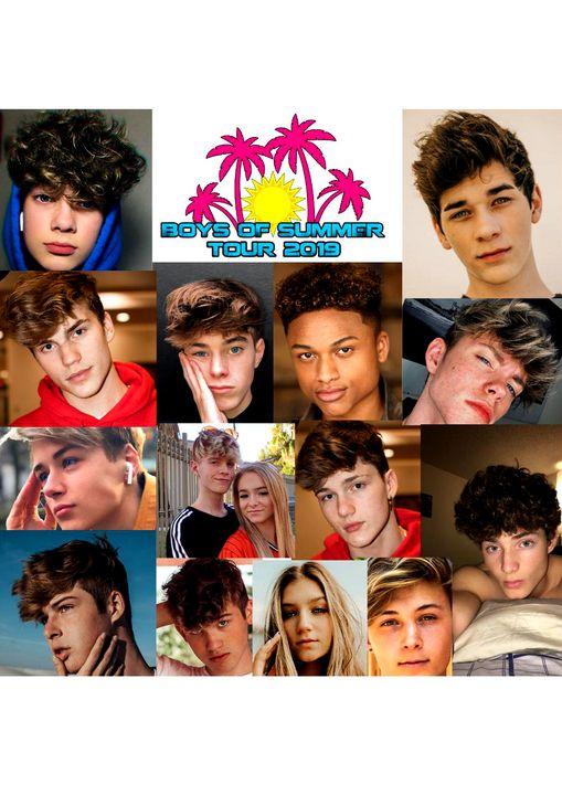 BOYS OF SUMMER TOUR 2019 - lestaribataritedjo