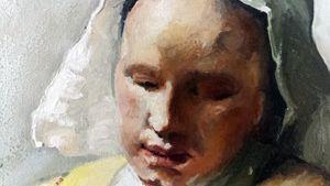 The Milkmaid - Johannes Vermeer - Oi