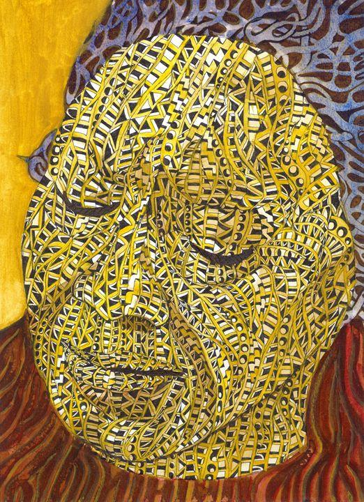 Odetta - Ben Roback's Art