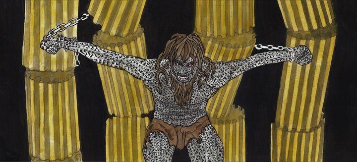 sampson - Ben Roback's Art