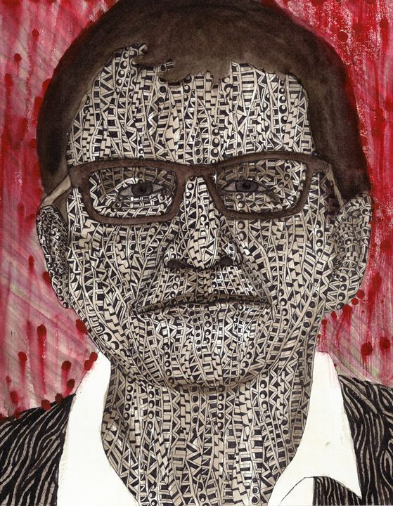 physiatrist - Ben Roback's Art