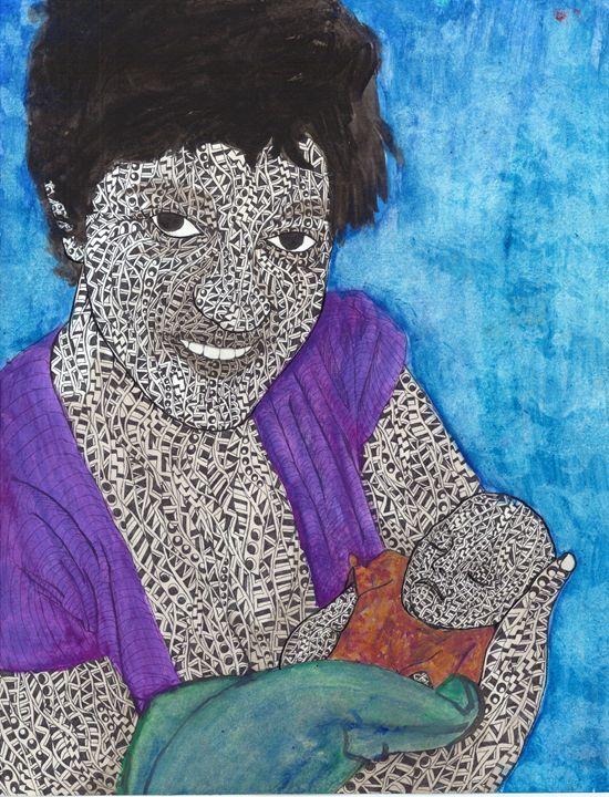 maternal - Ben Roback's Art