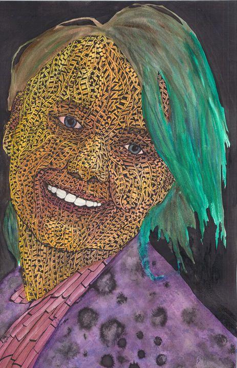 Erin - Ben Roback's Art
