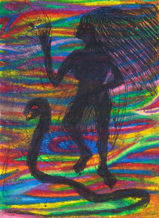 primal - Ben Roback's Art
