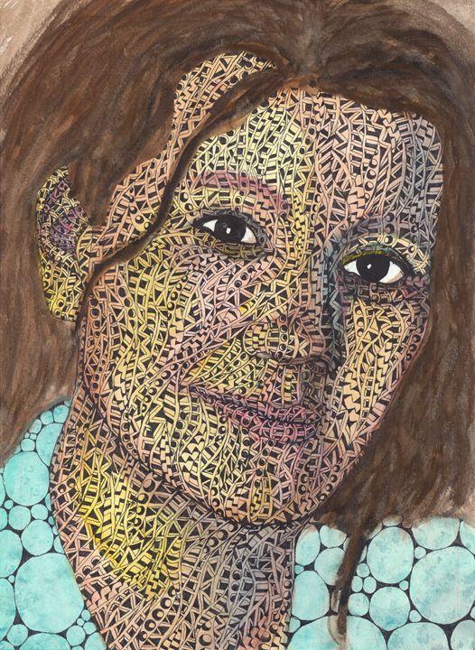 Pretty Woman - Ben Roback's Art