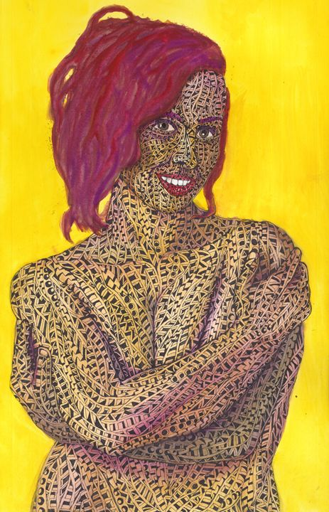 pin up - Ben Roback's Art