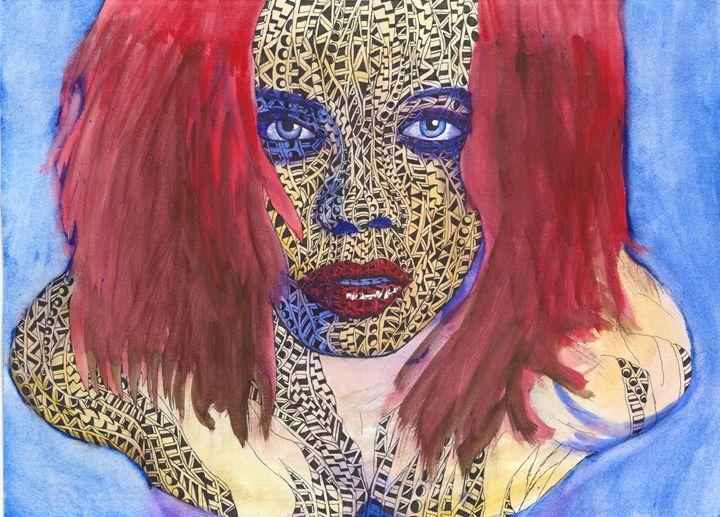 Shirley - Ben Roback's Art