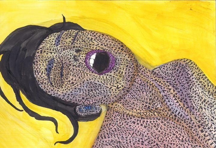 the little death - Ben Roback's Art