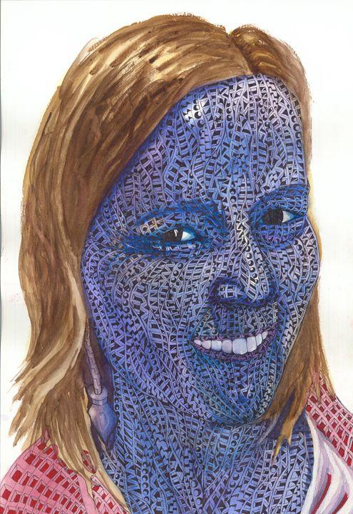 kate - Ben Roback's Art