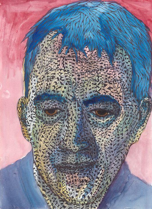 last years man - Ben Roback's Art