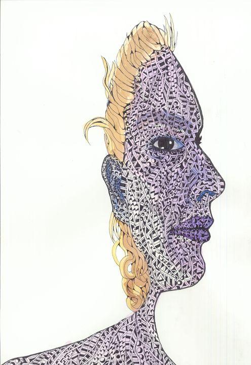 scued - Ben Roback's Art