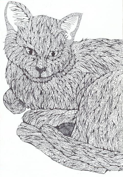 meow - Ben Roback's Art