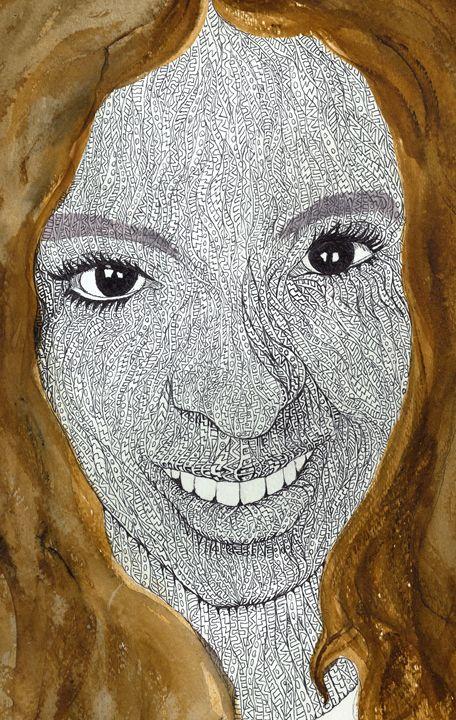princess - Ben Roback's Art
