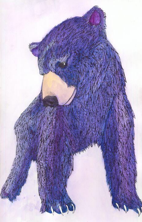 bear - Ben Roback's Art