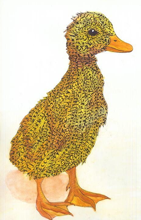 duck duck goose - Ben Roback's Art