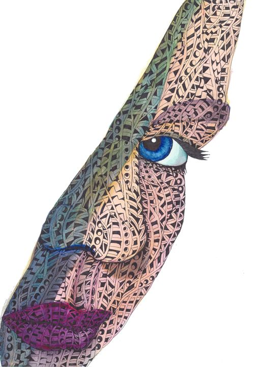 mis mystery - Ben Roback's Art