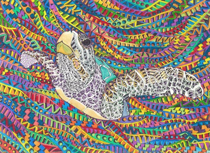 wave - Ben Roback's Art