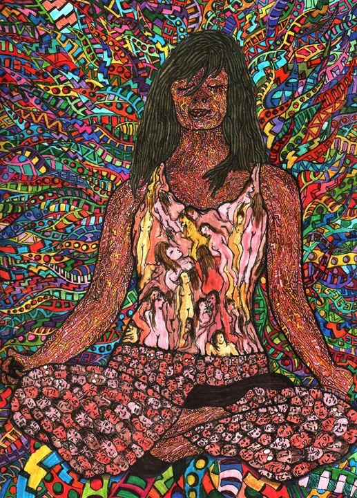 serenity - Ben Roback's Art
