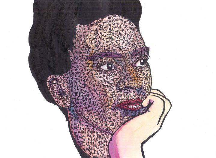 frida kahlo - Ben Roback's Art