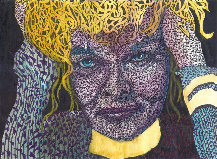 katharine hepburn - Ben Roback's Art