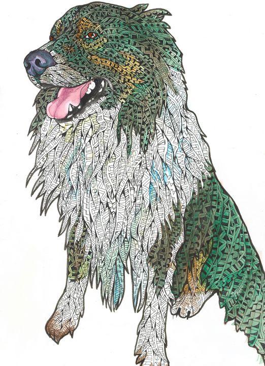 puppy - Ben Roback's Art