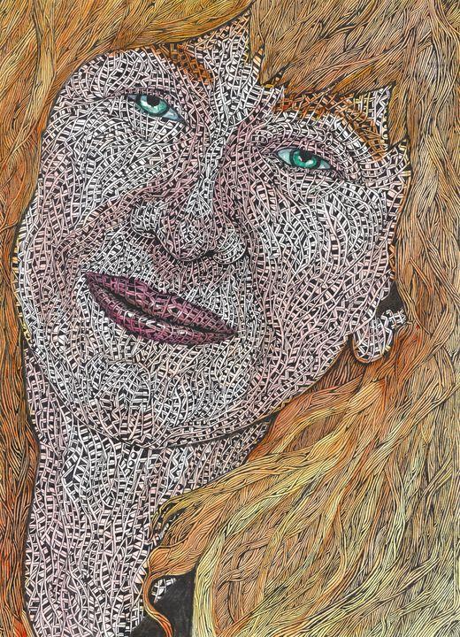 loreena mckennitt - Ben Roback's Art