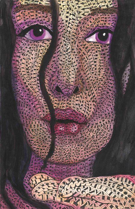 blow a kiss - Ben Roback's Art