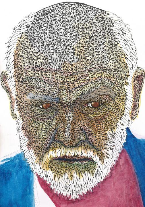sean connery - Ben Roback's Art