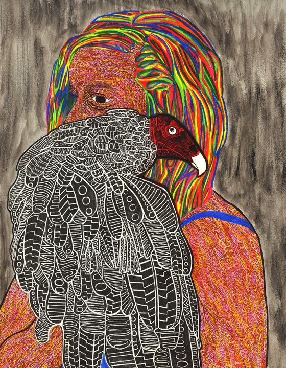 scavengers like me - Ben Roback's Art