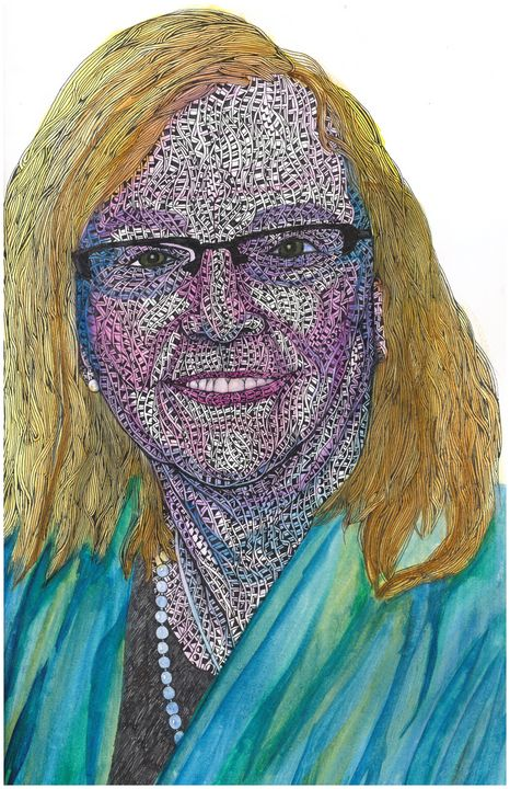 barb - Ben Roback's Art