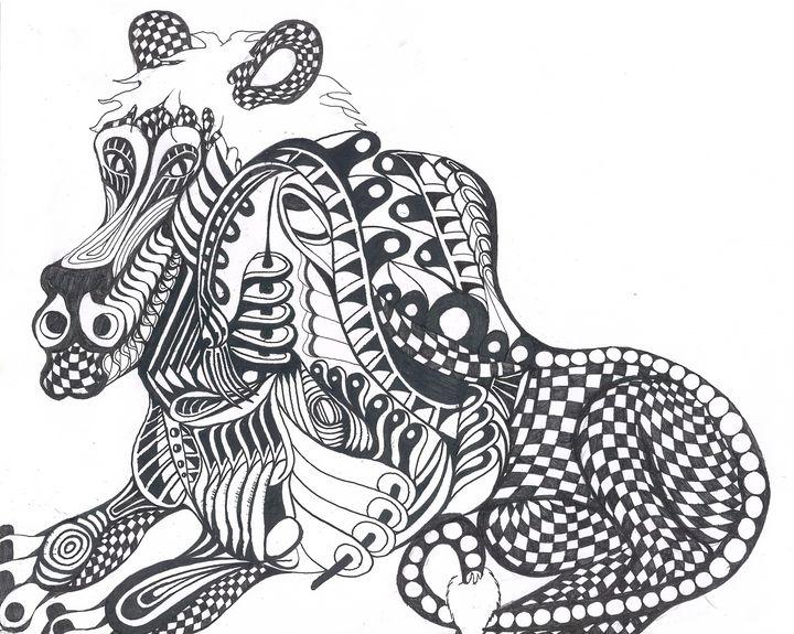 llion - Ben Roback's Art