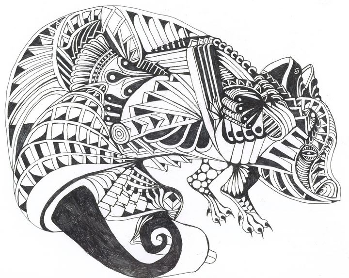 tank pig - Ben Roback's Art