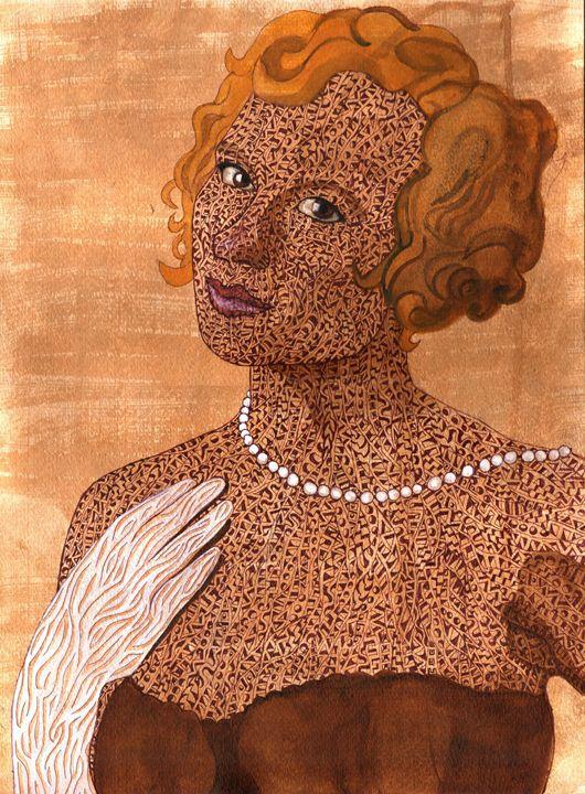 queen - Ben Roback's Art