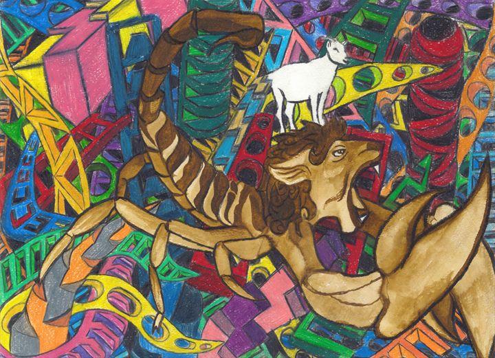 zodiac - Ben Roback's Art