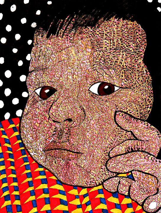 baby - Ben Roback's Art