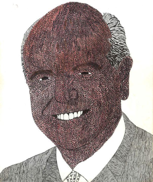 jimmy patterson - Ben Roback's Art