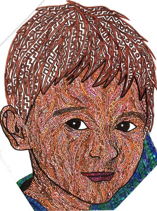 boy - Ben Roback's Art