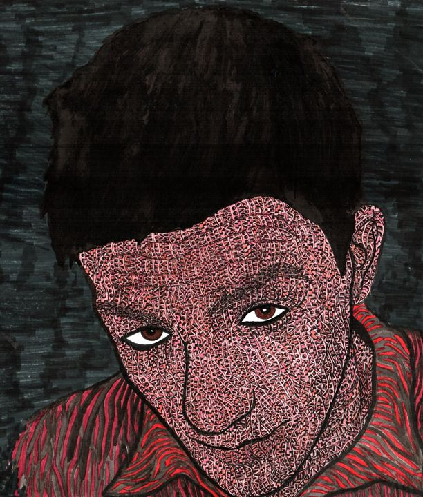 adam - Ben Roback's Art