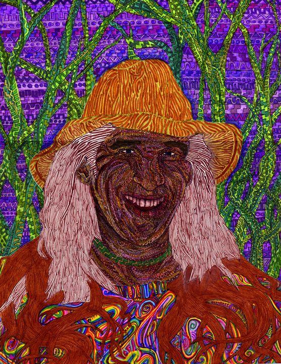 randy - Ben Roback's Art